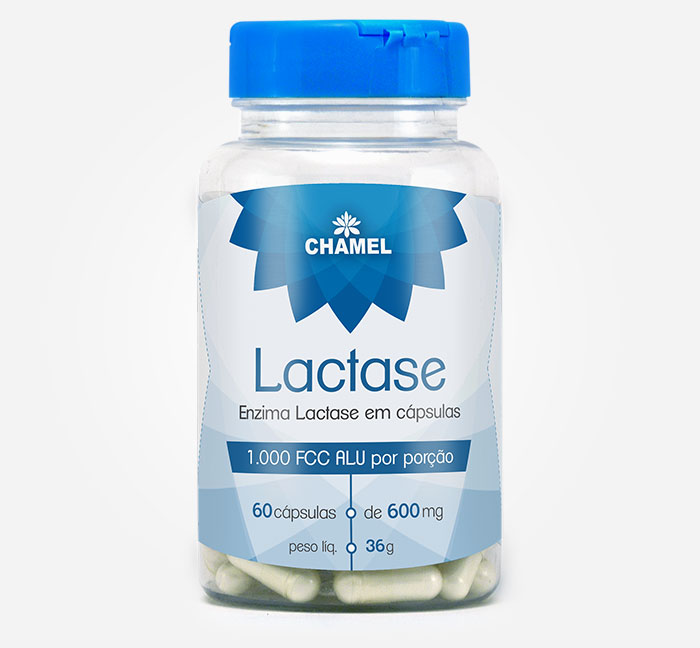 Lactase em cápsulas funciona