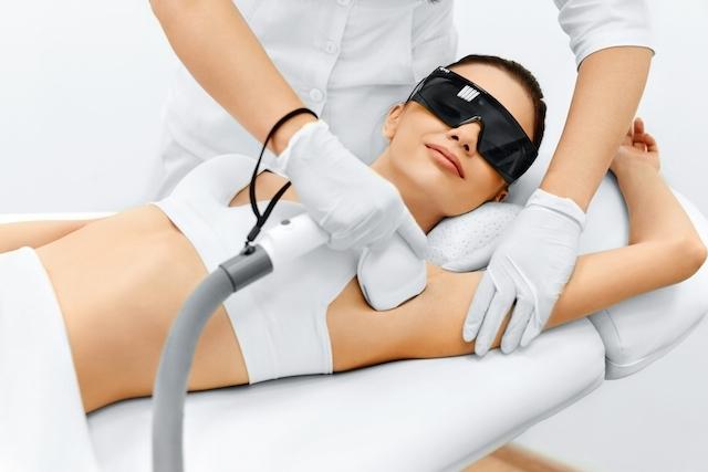 perigos da depilação a laser